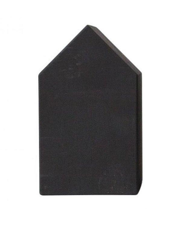 Zoedt houten huisje zwart