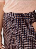 Culotte broek Kette print