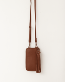 Bag2Bag wallet/bag Tennessee cognac