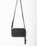Bag2Bag wallet/clutch Gibson black