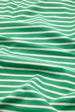 King Louie lucy top breton stripe green_