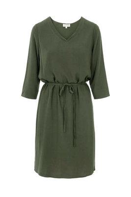 Zusss vlot jurkje groen