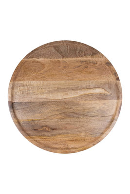 Zusss houten bord 50 cm mangohout