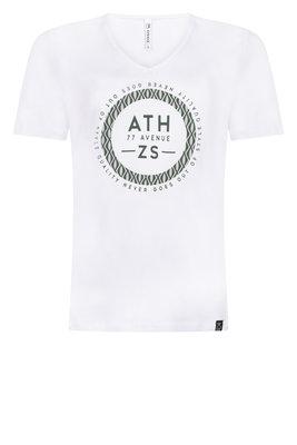 Zoso t-shirt Style met print