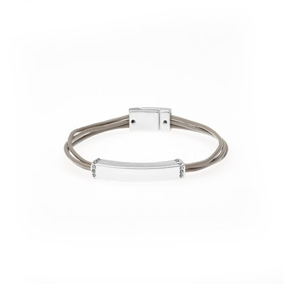 Biba armband 51805 taupe