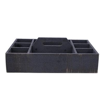 Houten verzamelbox