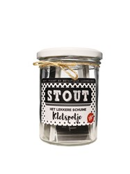 Kletspotje Stout mini