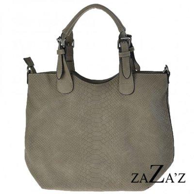 Bag in bag tas Zaza 13 745 taupe