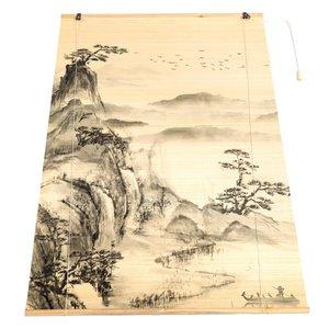 Wanddecoratie Lulu bamboe