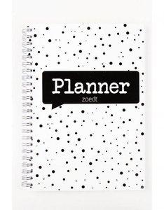 Zoedt invulboek planner