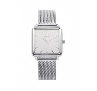 Ikki horloge Tenzin zilver TE01