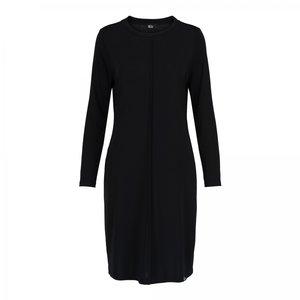 &Co Woman Loena dress uni black
